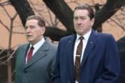 The Irishman: Martin Scorsese e la produttrice incontrano la stampa