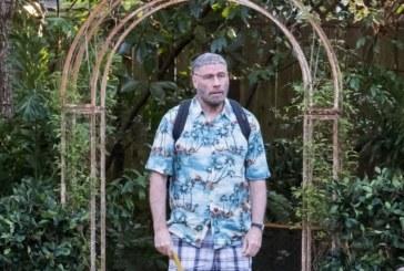 The Fanatic: Travolta incontra la stampa