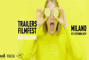 Trailers FilmFest 2019: al via la XVII edizione