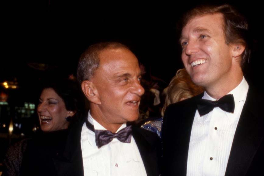 Where Is My Roy Cohn review