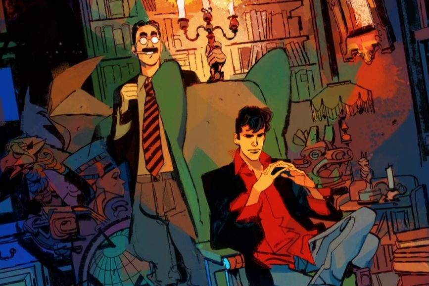 Dylan Dog: una serie live action in produzione
