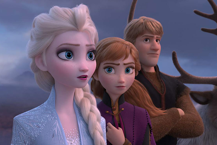 Frozen 2 - Il segreto di Arendelle pellicola