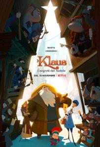 Klaus - I segreti del Natale poster