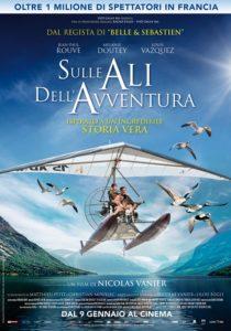 Sulle ali dell'avventura poster