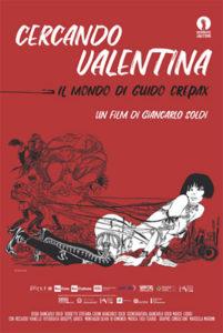 Cercando Valentina - Il mondo di Guido Crepax poster