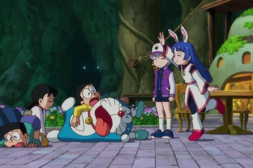 Doraemon - Nobita alla scoperta della Luna (2019)