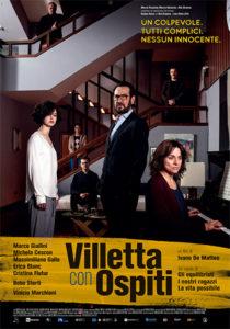 Villetta con ospiti poster