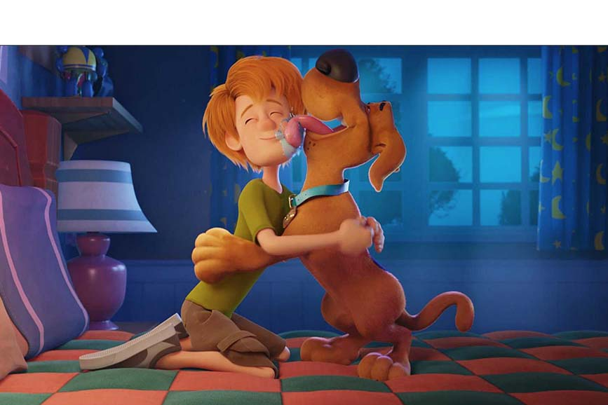 Scooby! (2020)