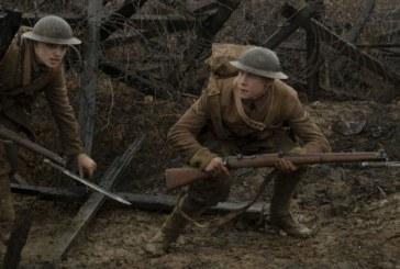 "Box office USA: ""1917"" capolista indiscusso"