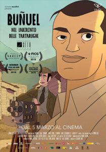 Buñuel – Nel labirinto delle tartarughe poster