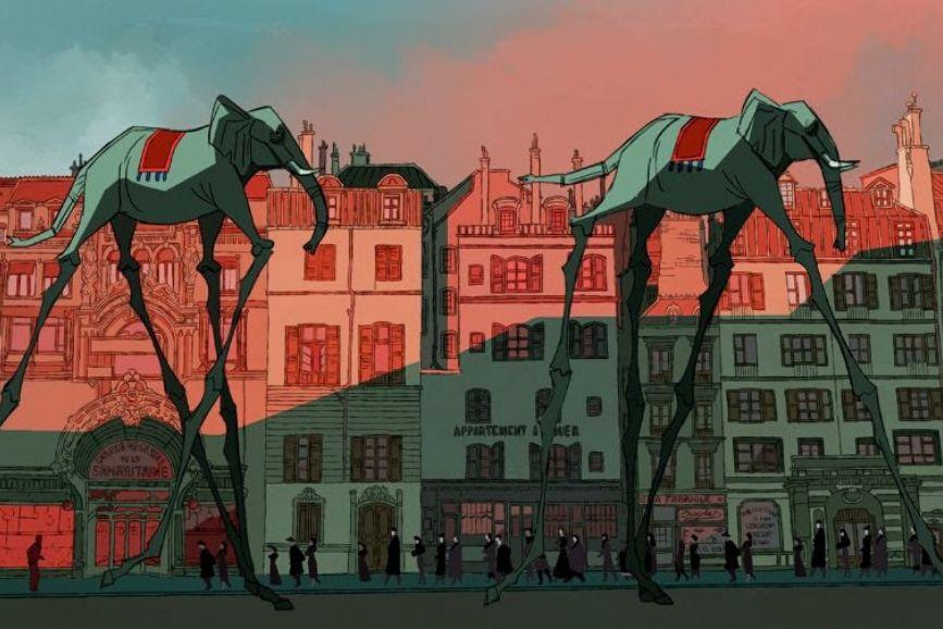 Buñuel - Nel labirinto delle tartarughe pellicola