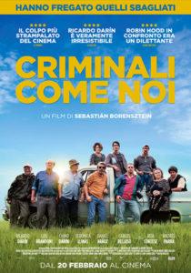 Criminali come noi poster