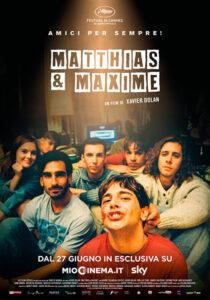 Matthias & Maxime poster film
