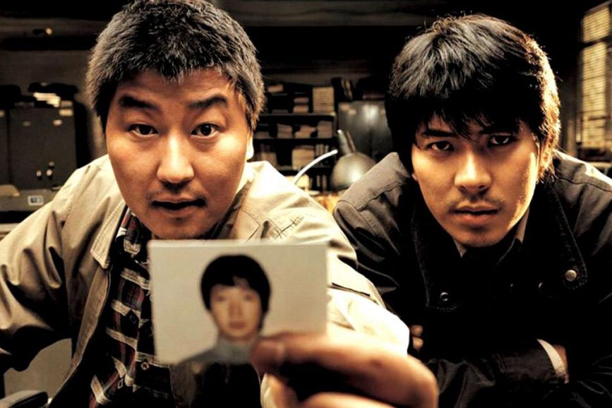 Memorie di un assassino - Memories of Murder (2003)