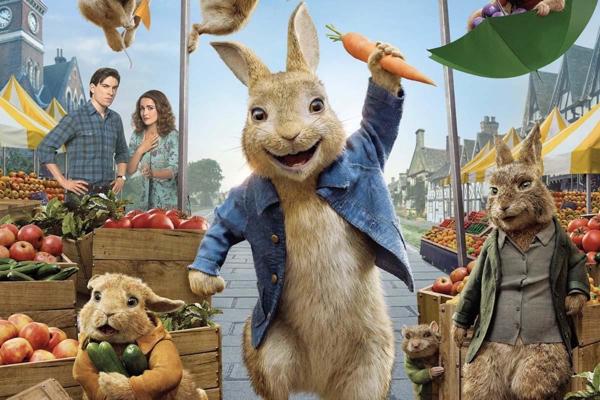 Peter Rabbit 2 - Un birbante in fuga