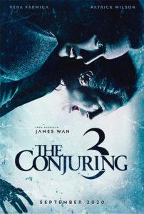 The Conjuring - Per ordine del diavolo poster