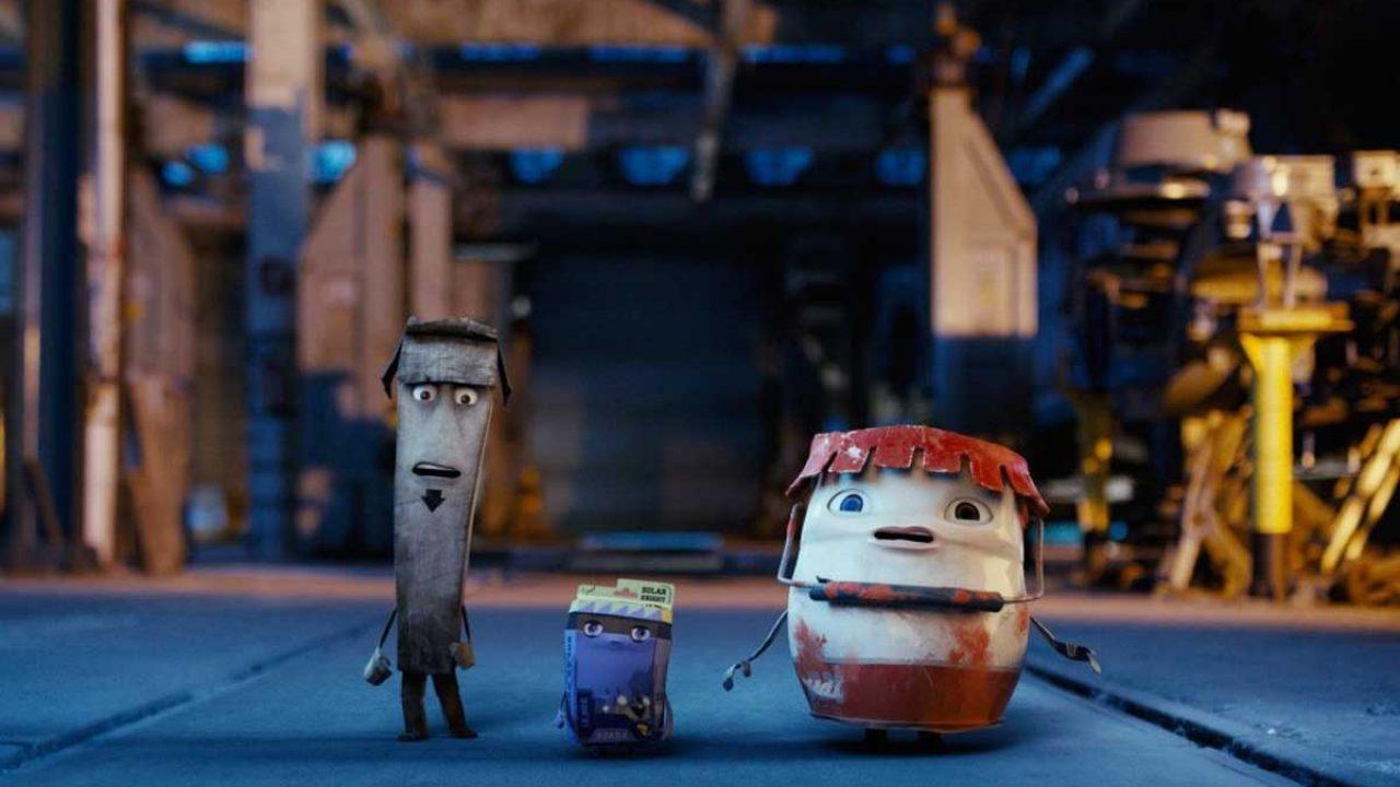Trash film animato