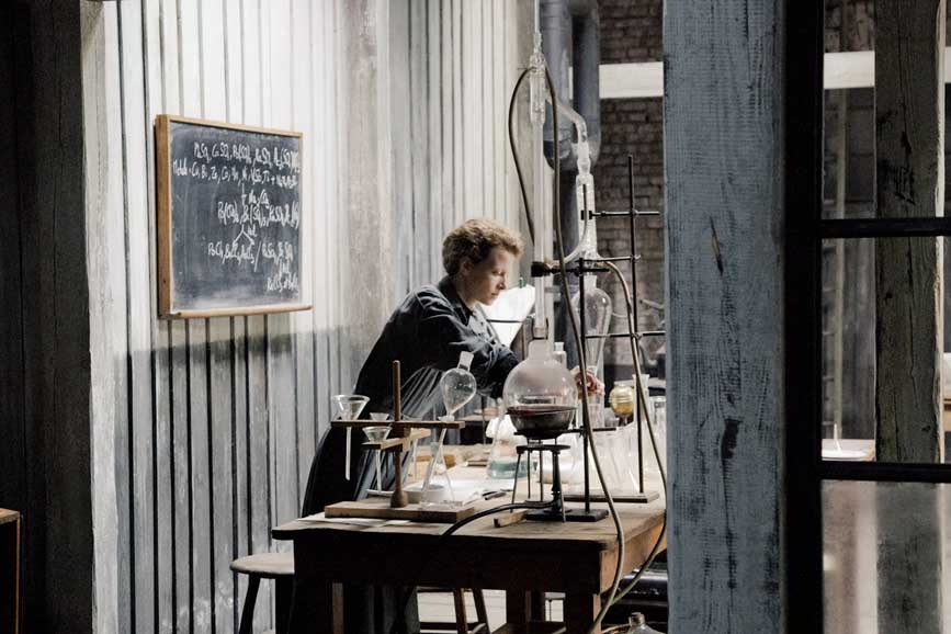 Marie Curie recensione
