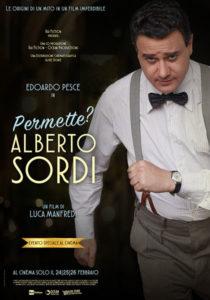 Permette? Alberto Sordi poster