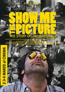 Show Me The Picture - The Story of Jim Marshall poster