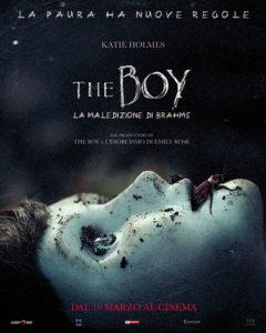 The Boy - La maledizione di Brahms poster