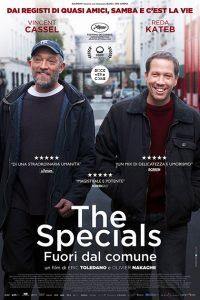The specials - Fuori dal comune poster