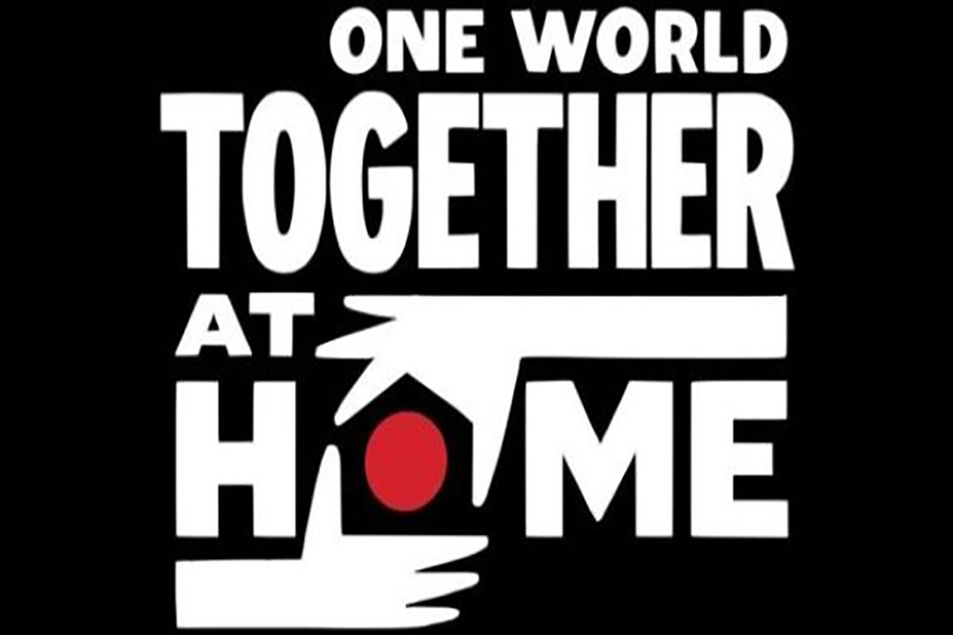 Together at Home: una maratona musicale di sostegno