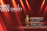 David di Donatello 2020: le premiazioni domani su Rai 1