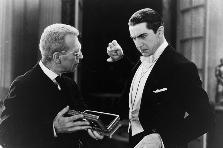 Dracula scena film