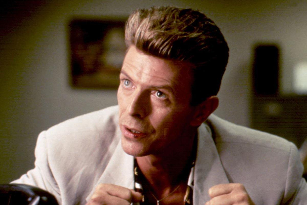 Fuoco cammina con me David Bowie