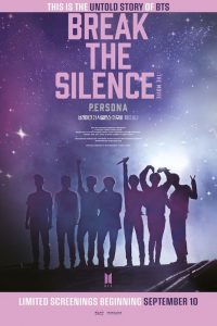 Break the Silence: The Movie - poster