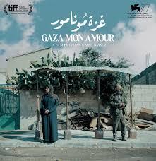 Gaza Mon Amour poster