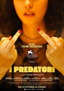 I predatori poster