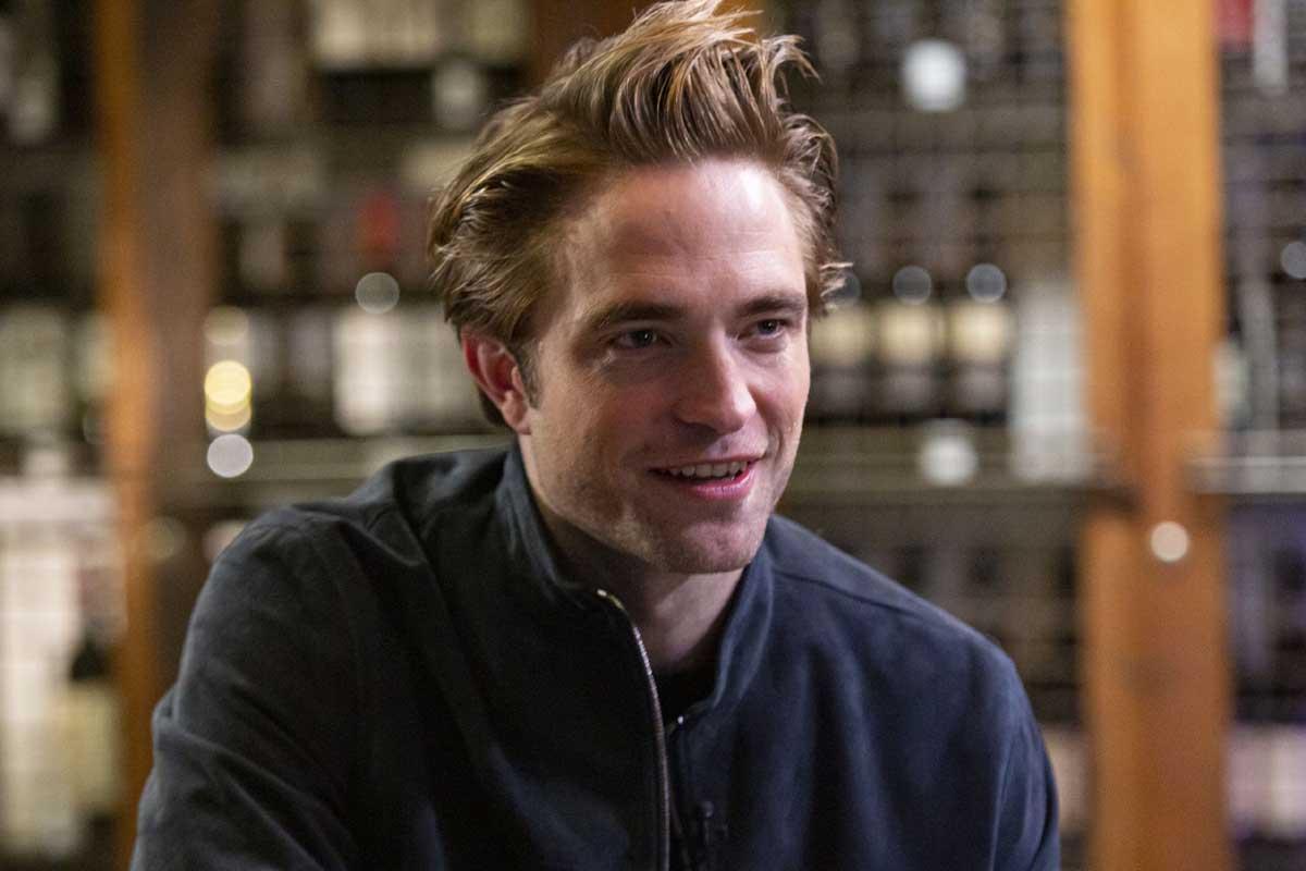 Robert Pattinson di nuovo sul set di