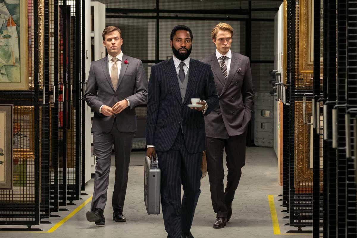 "Box Office USA: ""Tenet"" di Christopher Nolan ancora in testa"