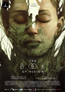 The Book of Vision poster ITA