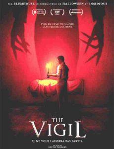 The Vigil - poster