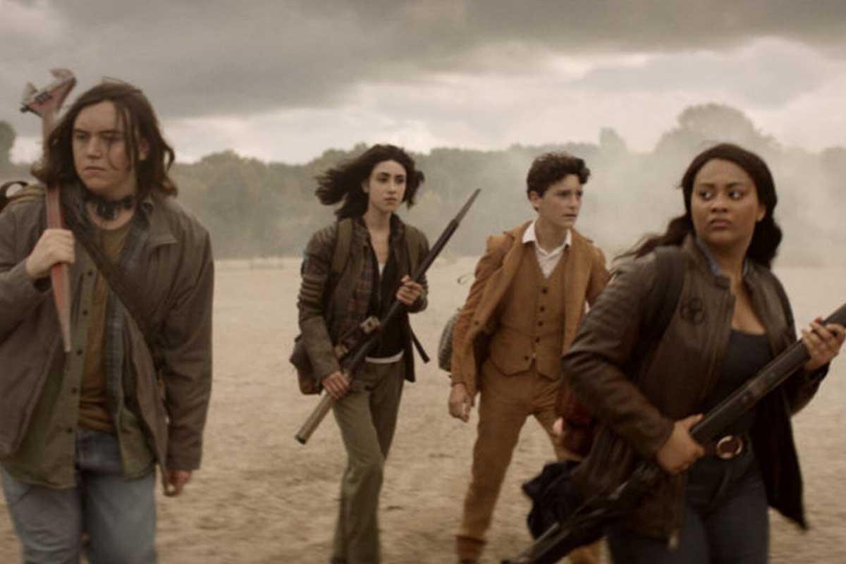The Walking Dead: World Beyond news