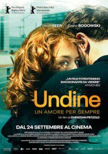 Undine - Un amore per sempre poster