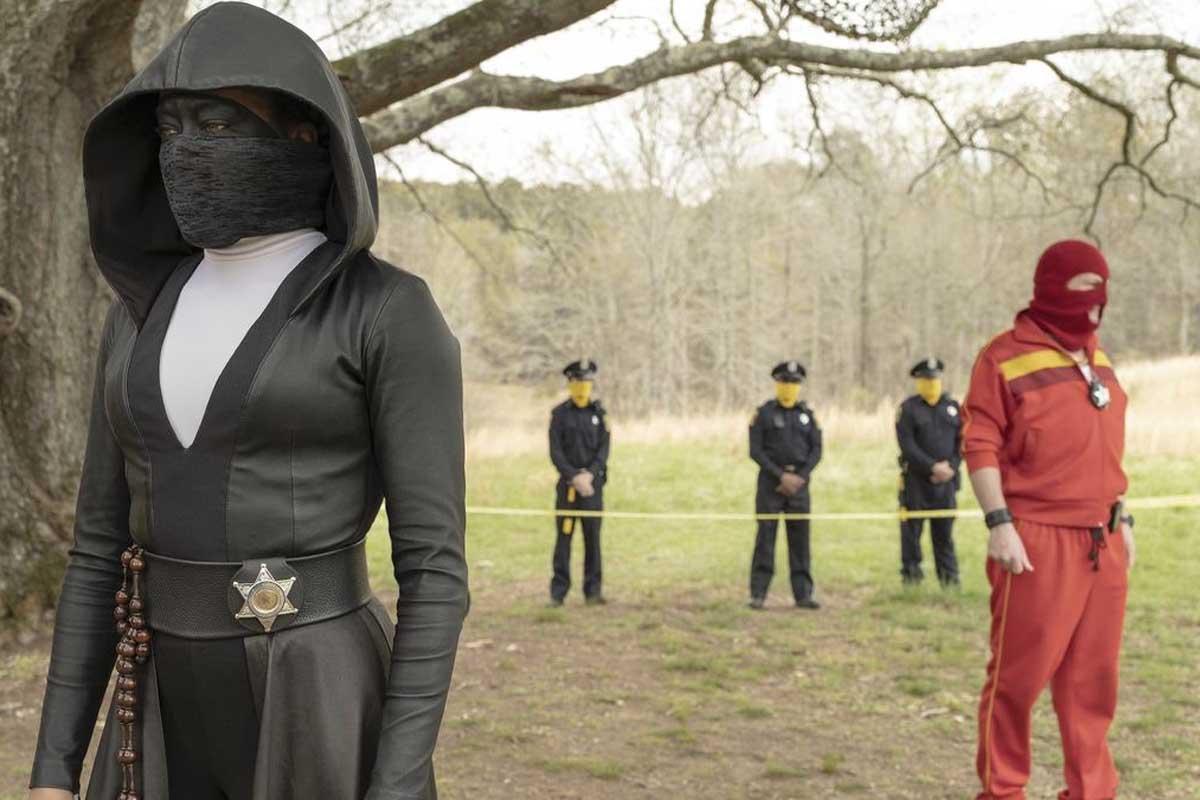 Watchmen miniserie