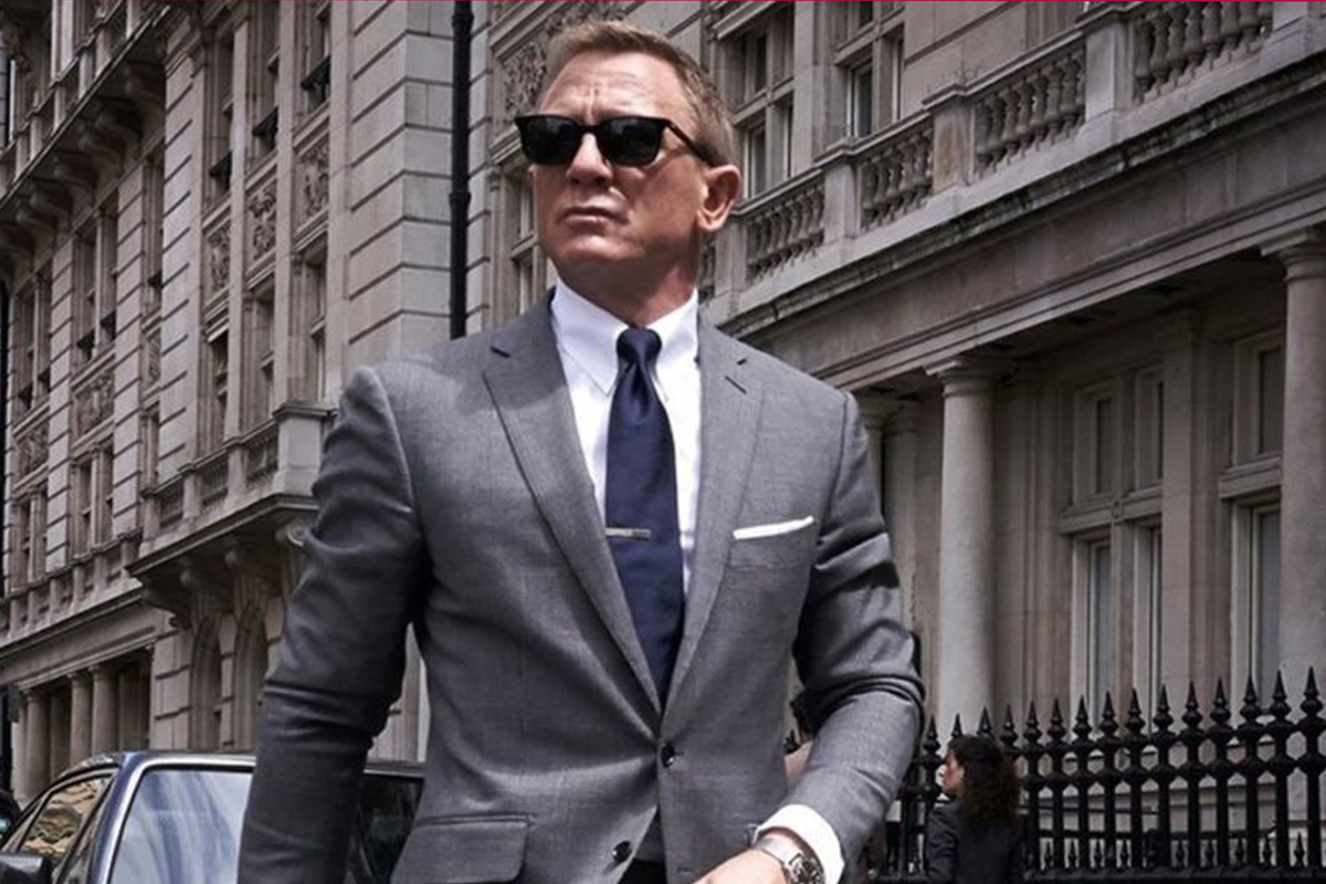 """James Bond in """"No Time To Die"""""""