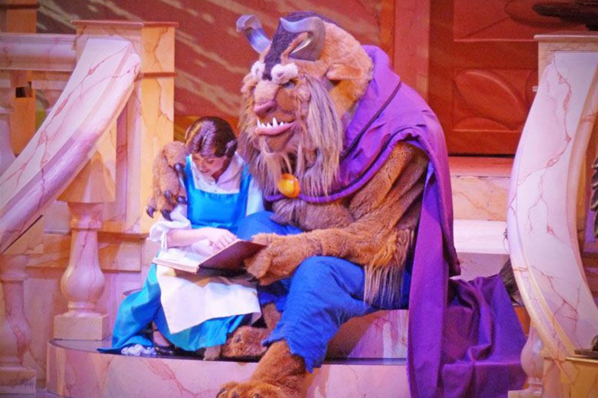 La Bella e la Bestia - Il Musical: cast licenziato dagli Studios Disney di Hollywood