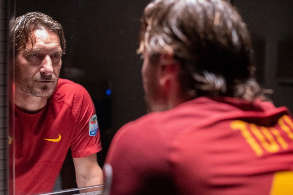 Mi chiamo Francesco Totti - Festa del Cinema di Roma 2020