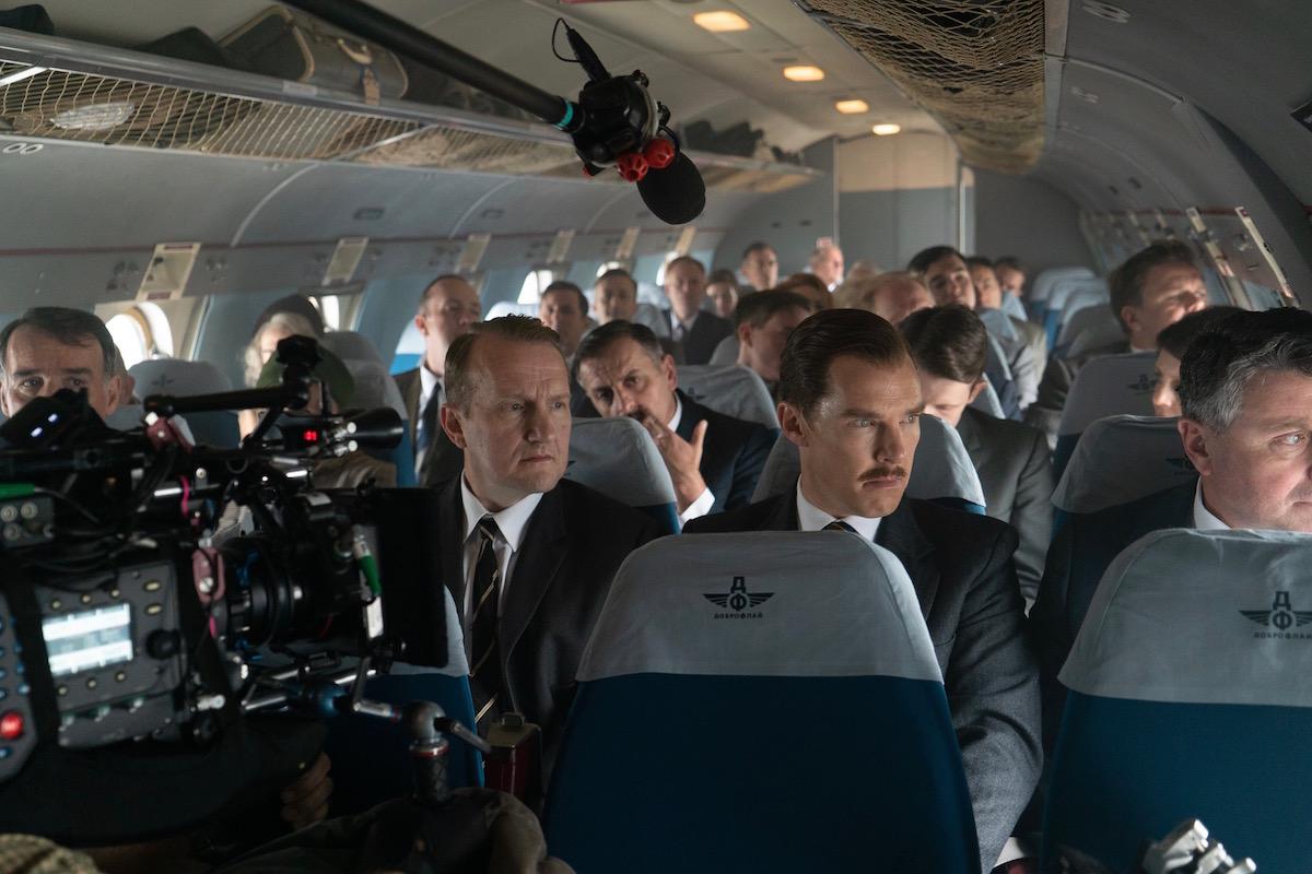 """""""L'ombra delle spie"""", nuovo film con Benedict Cumberbatch che sa di Oscar"""