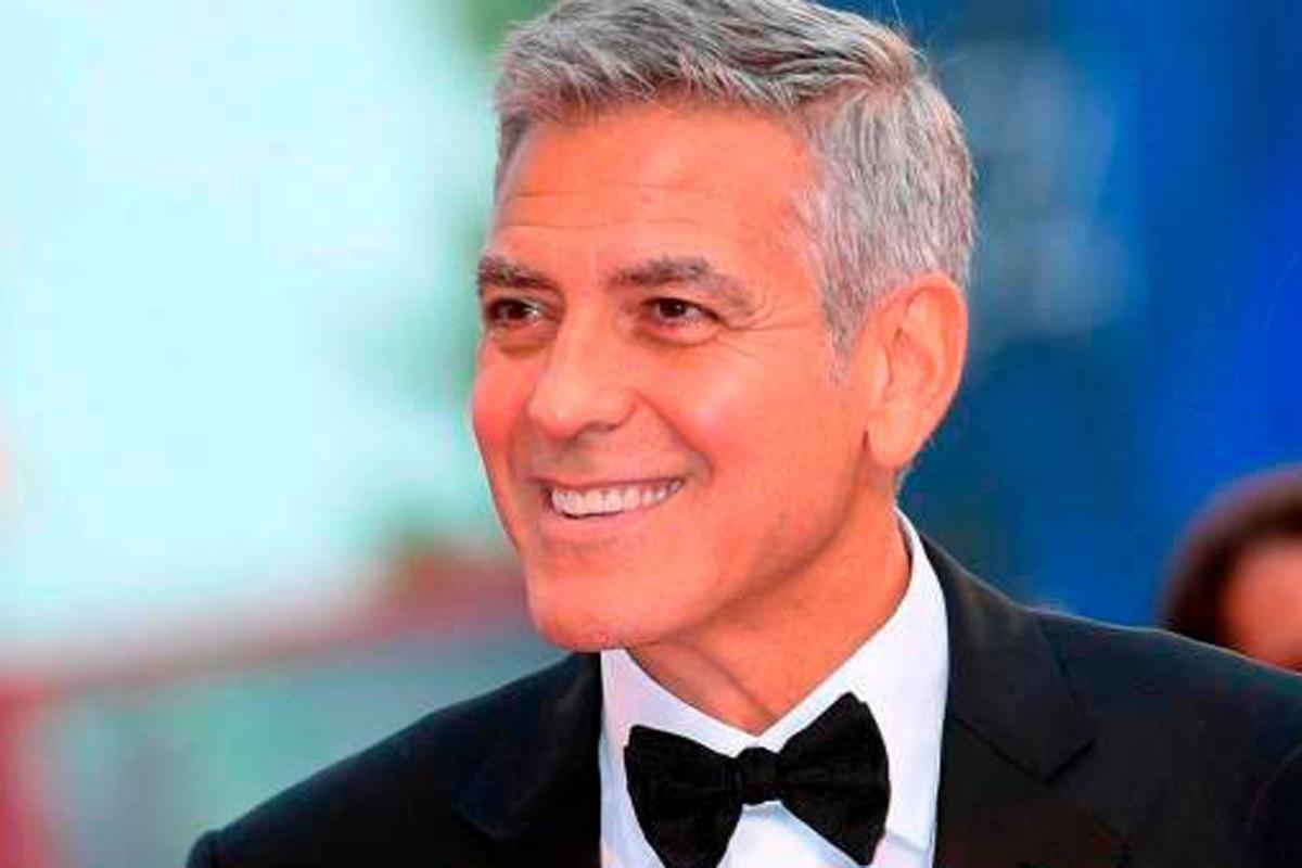 George Clooney  produttore del nuovo film ispirato al romanzo