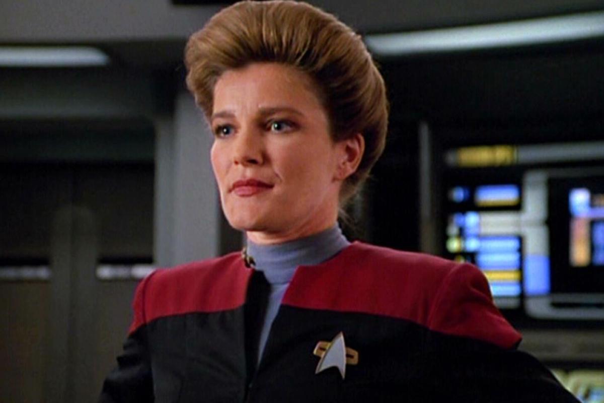 Kate Mulgrew: nel ruolo del Capitano Janeway in