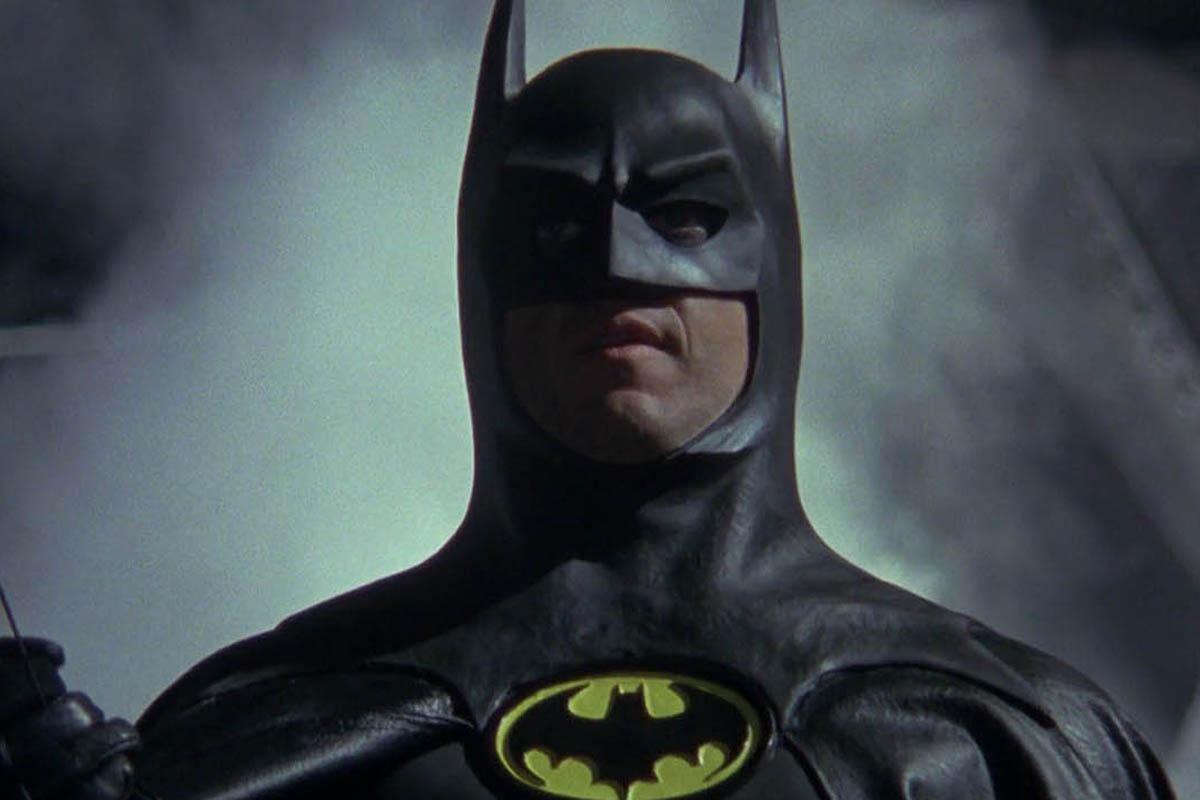"""Michael Keaton in """"The Flash"""" nel ruolo di Batman"""