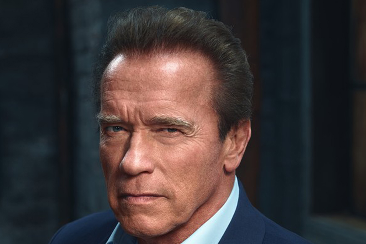 Arnold Schwarzenegger protagonista e produttore nella nuova serie Netflix