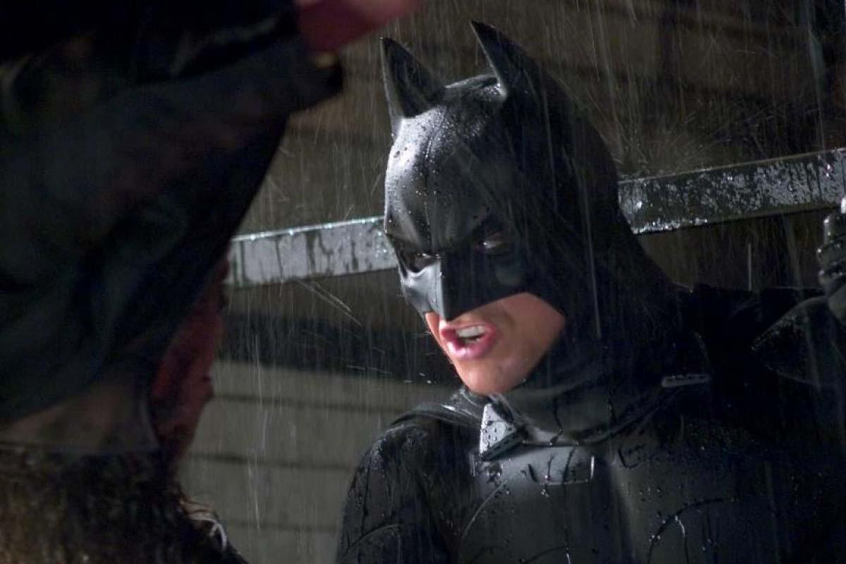 Batman Begins Christopher Nolan