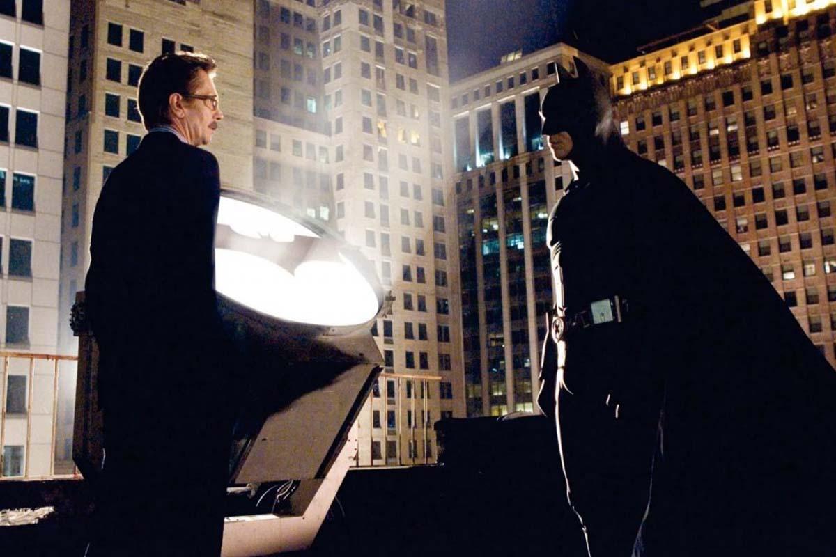 Batman Begins Oldman Bale